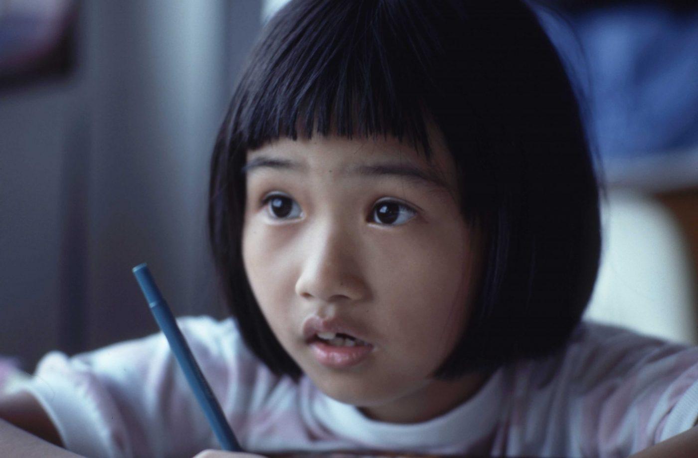 Teaching a Girl Handwriting
